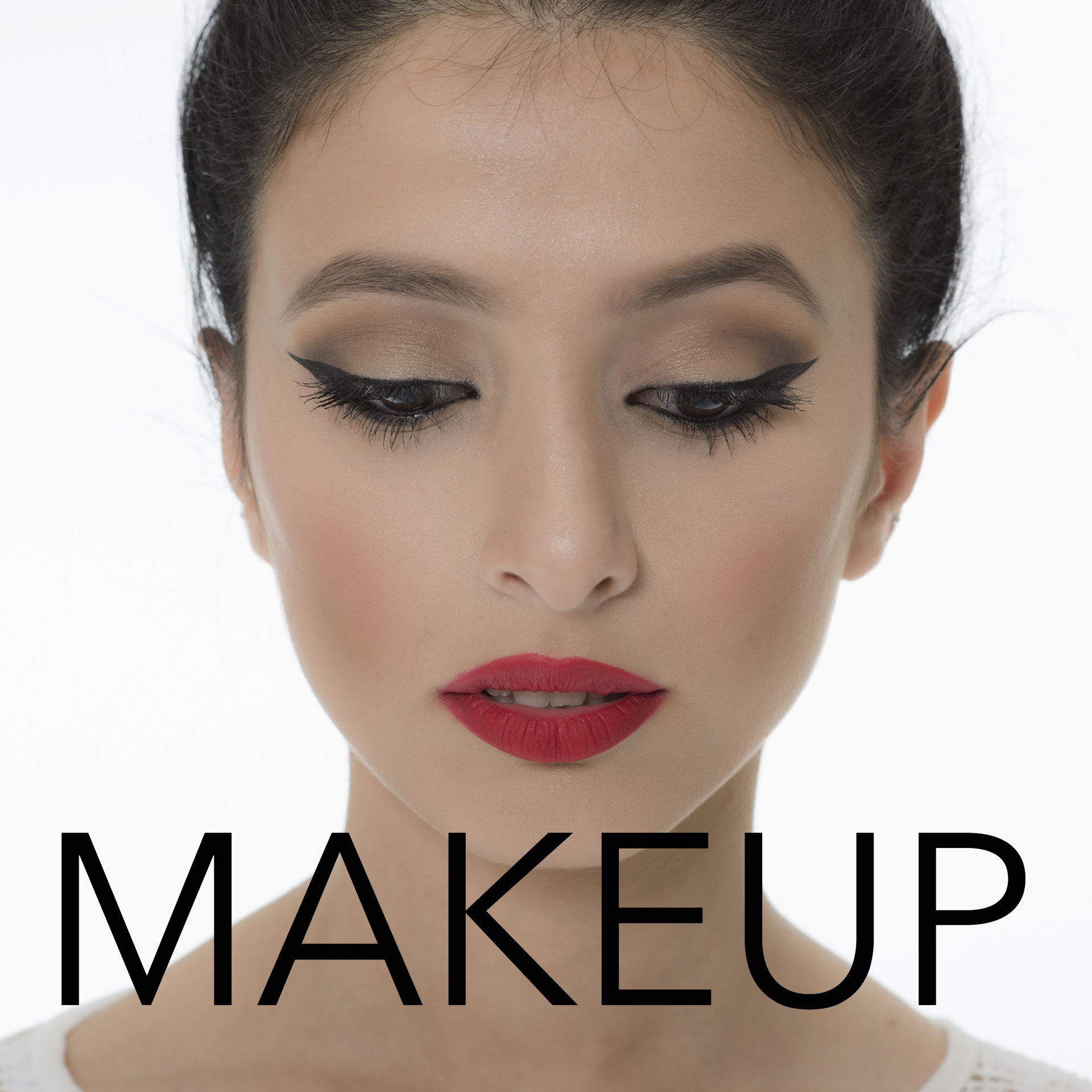 Afternoon Wedding Makeup : MAKEUP APPLICATION - AALAM The Salon