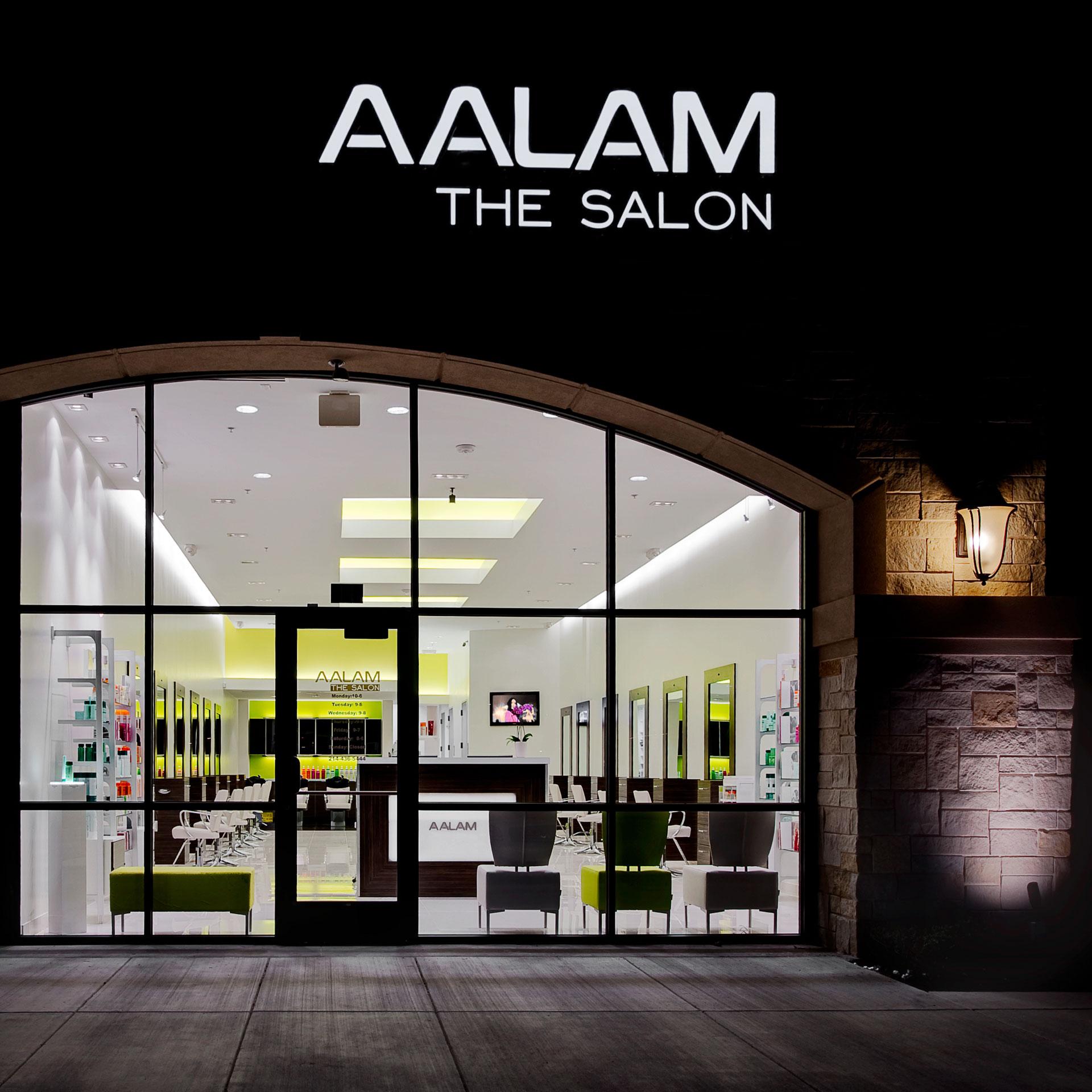 AALAM The Salon Plano Texas Top Hair salon for Men Women Upscale Hair salon High End Hair Salon Plano TX Haircut Hair Color High Lights Hair Colorist Hair Stylist Balayage 1