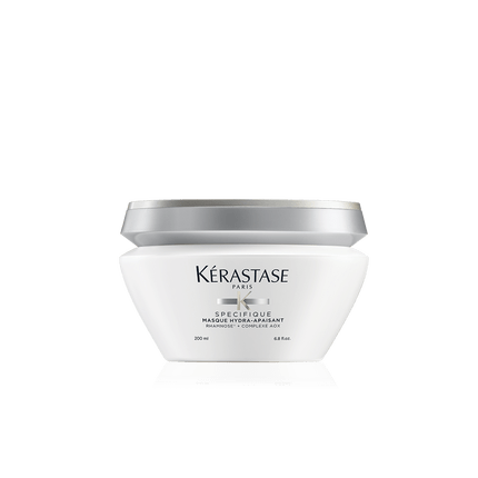 Kerastase SPECIFIQUE MASQUE HYDRA-APAISANT Mask Hair Treatment for all types of hair, even sensitive Kerastase Plano Dallas Frisco Allen McKinney Addison TX DFW AALAM