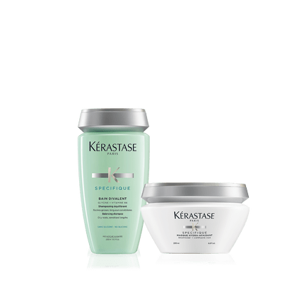 Kerastase SPECIFIQUE OILY SCALP SET OILY SCALP OILY ROOTS Kerastase Plano Dallas Frisco Allen McKinney Addison TX DFW AALAM