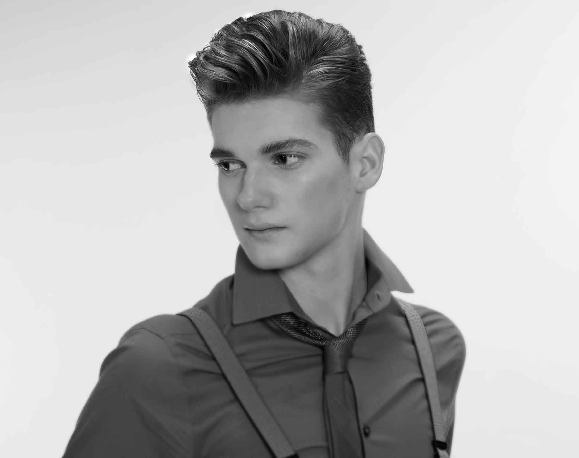 Men s haircut dallas haircuts models ideas for Aalam salon dallas