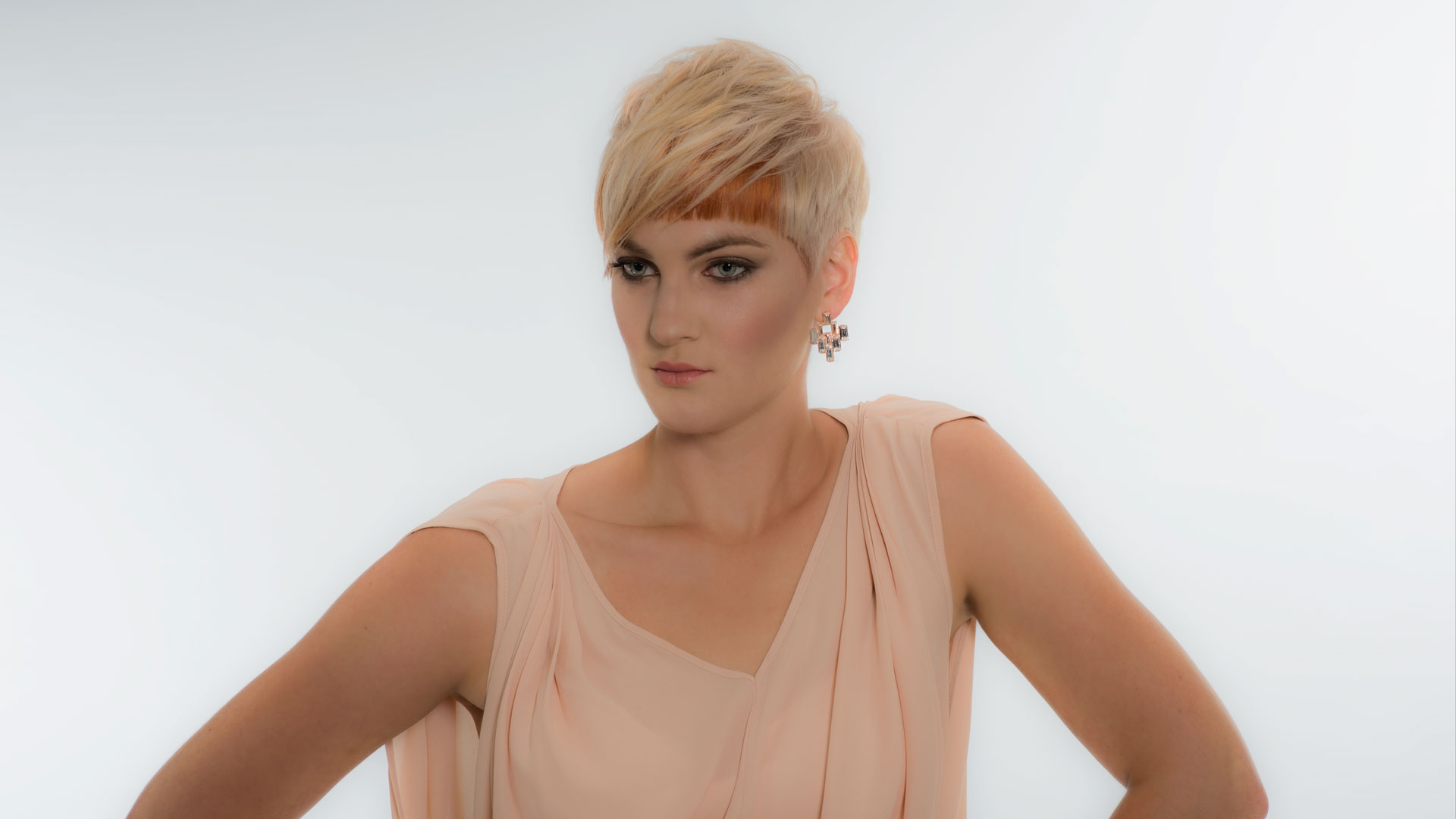 Hair fashion shoot dallas best short hair stylist for Aalam the salon reviews
