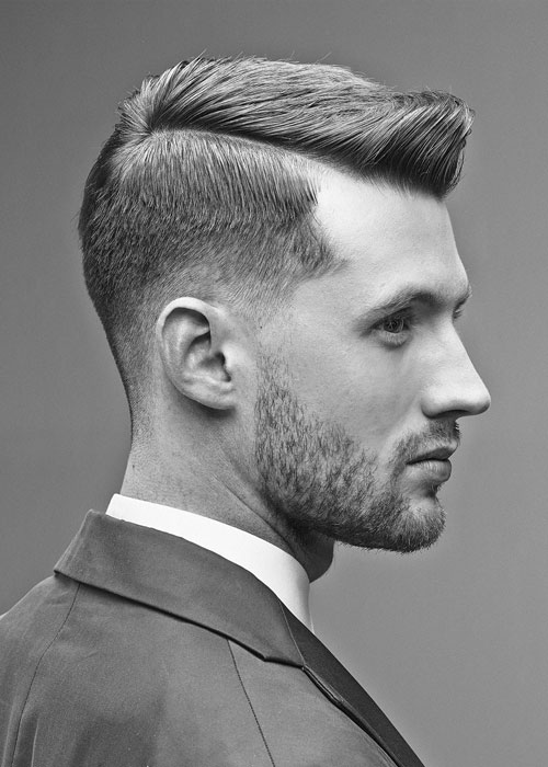 38 Mens Haircut Plano Frisco Dallas Best Men Hair salon High End Hair Salon Allen McKinney Addison TX DFW Best Men's hair Stylist Upscale Modern AALAM The Salon