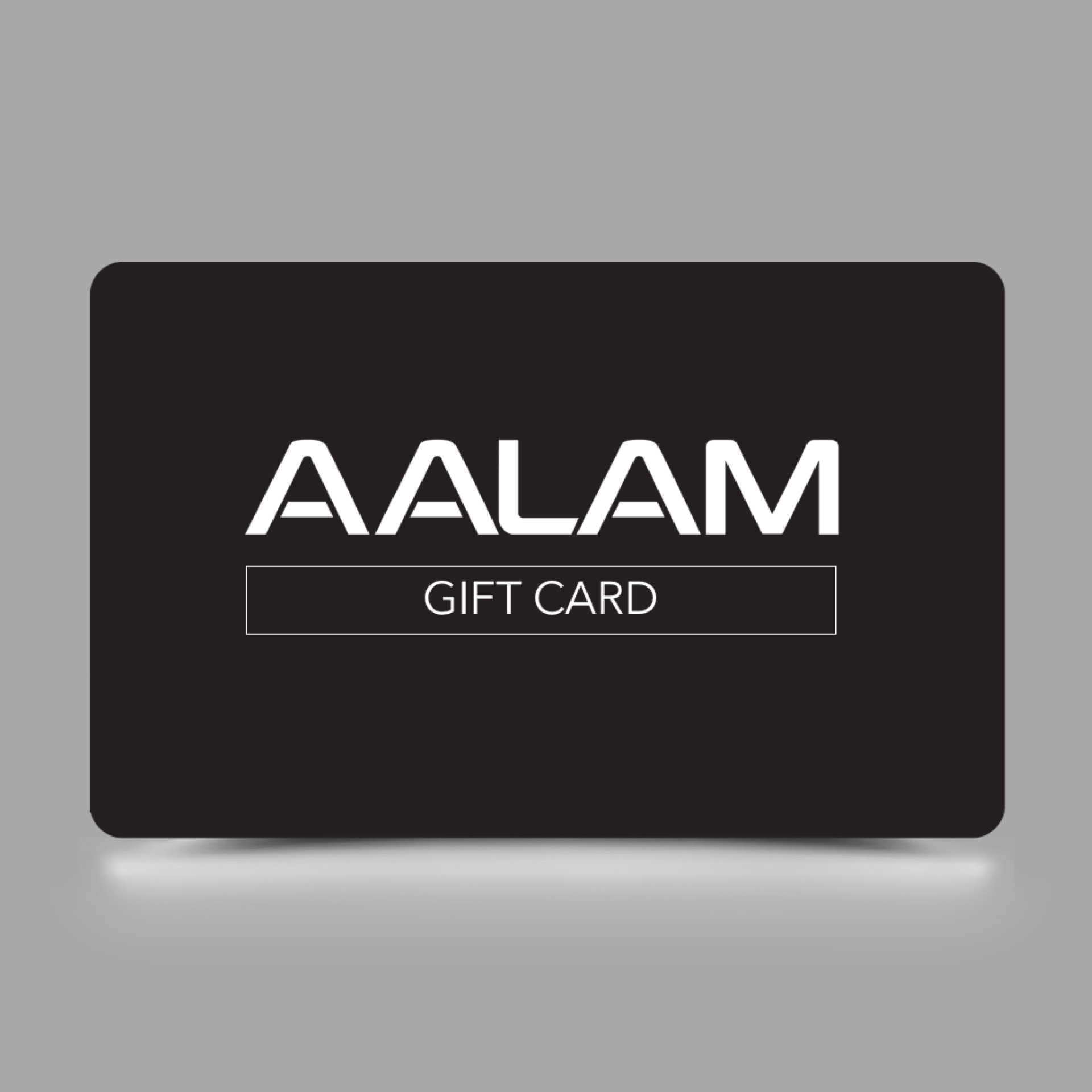 Aalam the salon gift card aalam the salon for Aalam salon prices